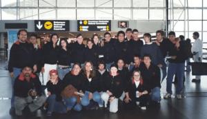 chilean class of a montessori school in 2003