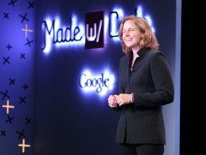 Megan Smith when at GoogleX