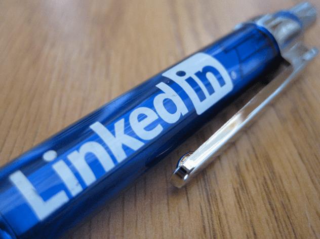 LinkedIn pen CoderZ Blog