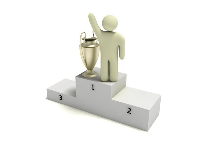 podium, winner - CoderZ Blog