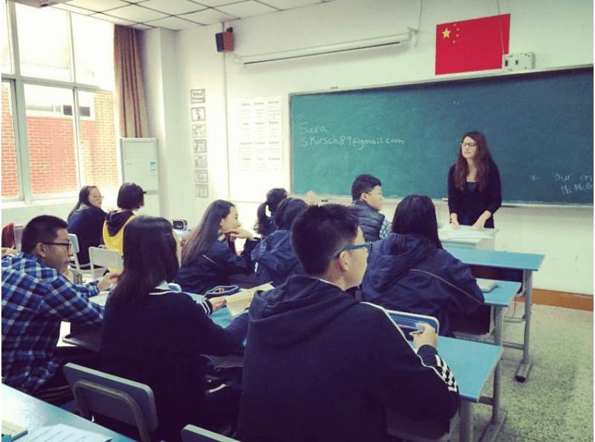 American teacher in China - STEM education - CoderZ Blog
