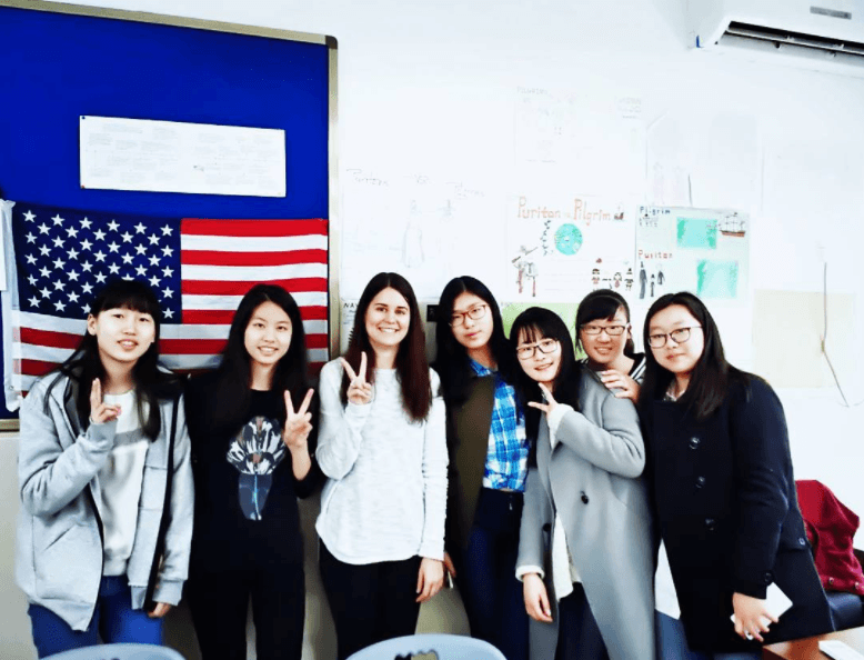 American teacher in China - STEM EDUCATION - CoderZ's Cyber Robotics