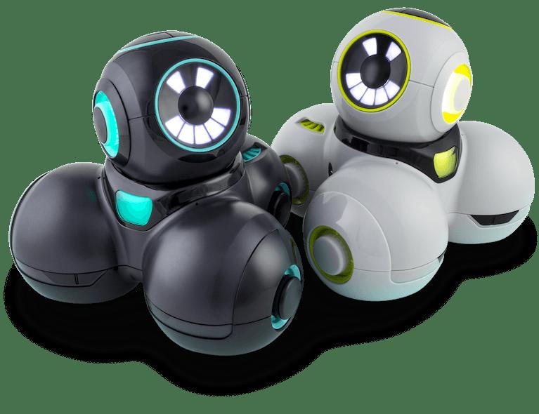 cue robot - CoderZ Blog - STEM gifts