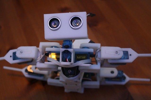 Printed Robot - CoderZ STEM Blog