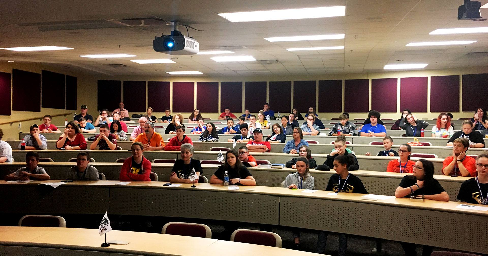 students at crcc wv - coderZ STEM Blog