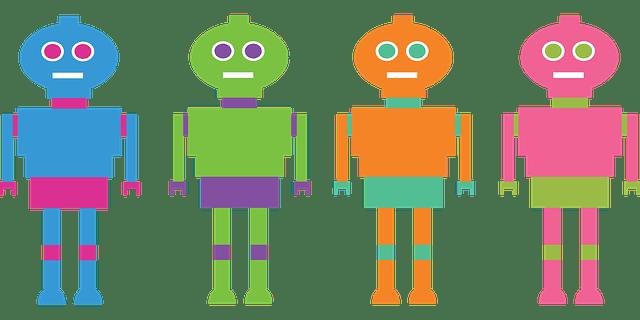 Colorful robots - CoderZ STEM Blog