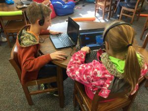 kids learn computer science with CoderZ