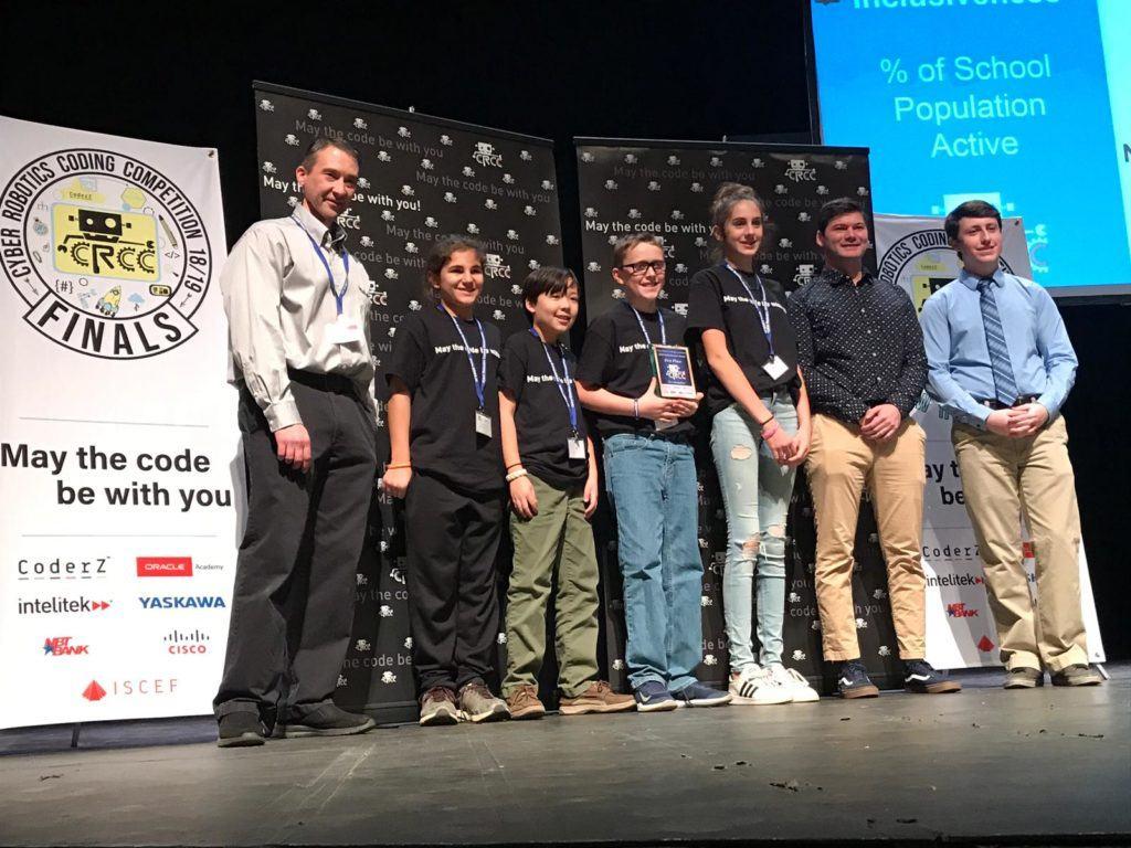 Inclusiveness Award North Hampton School