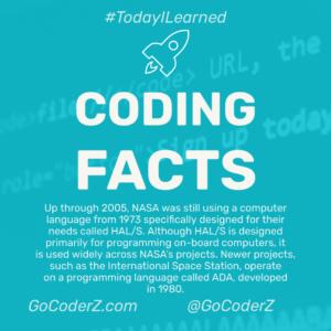 Coding Infographic