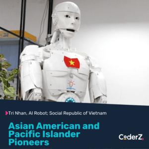 Tri Nhan Robot