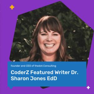 Featured Writer Dr Sharon Jones EdD