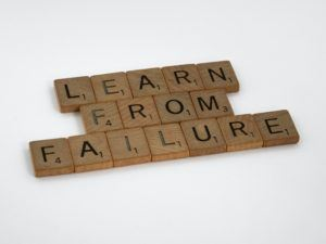 learn from failure CoderZ Coding and Robotics