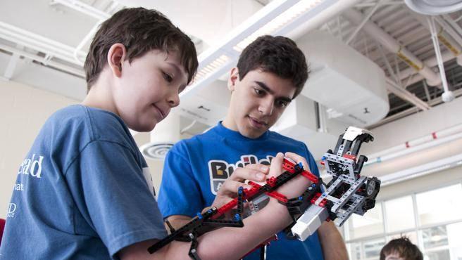 STEM activities - robotics